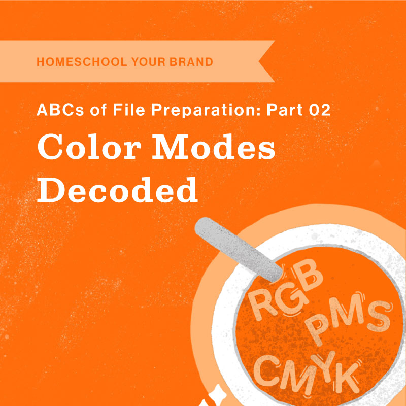 Color Modes Decoded