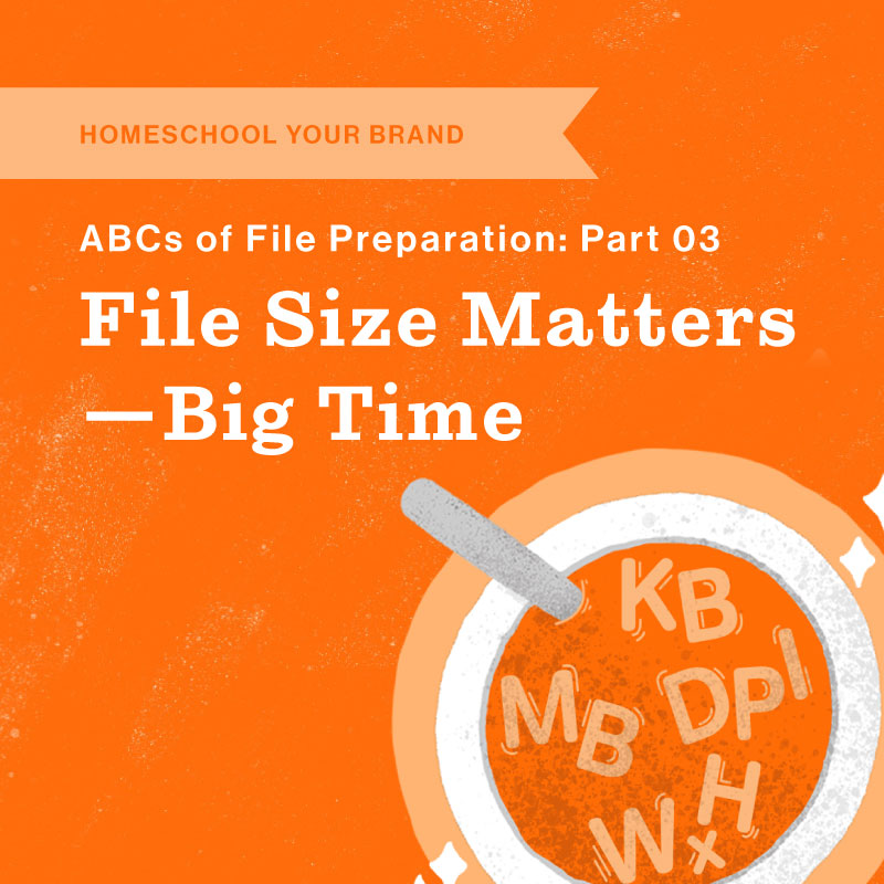 File Size Matters—Big Time